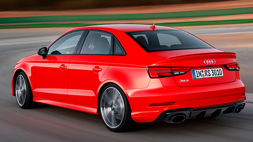 Audi RS 3 Sedan 2017