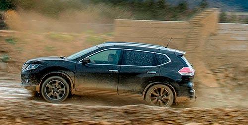 Nissan X-Trail dCi 177 2017