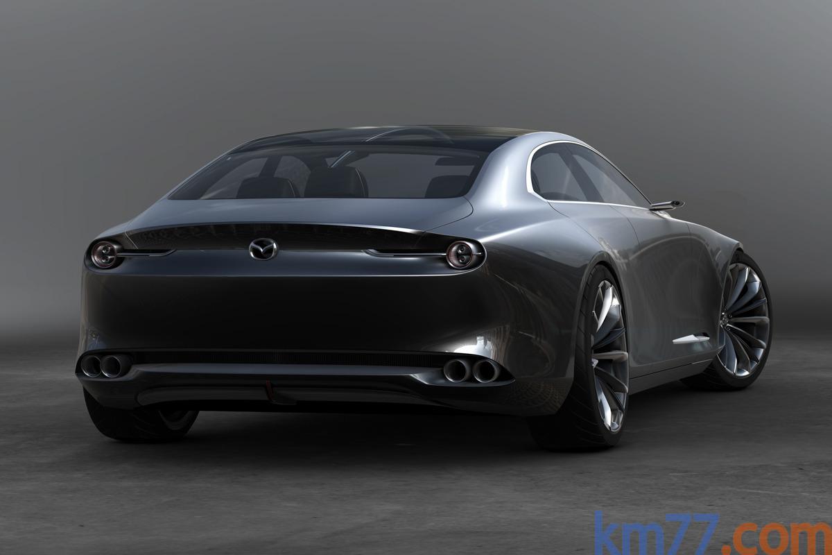 Mazda Vision Coupe (prototipo)