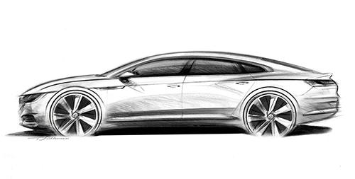 Volkswagen Arteon 2016