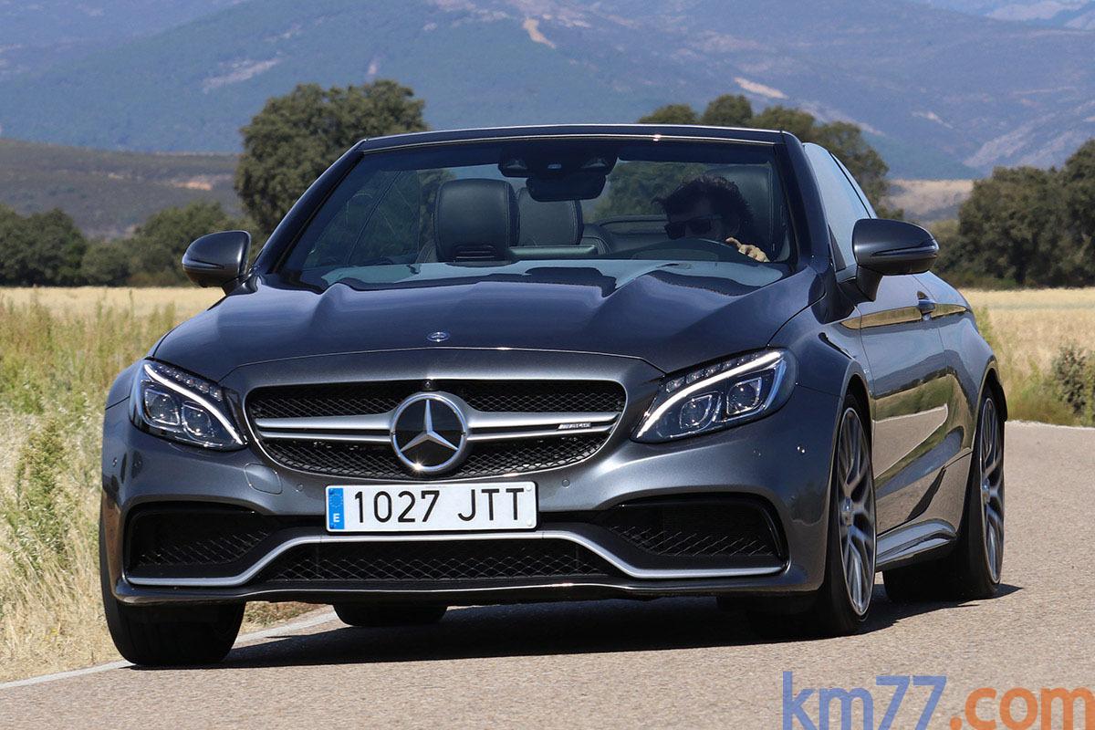 Mercedes-AMG Clase C 63 Cabrio 476 CV