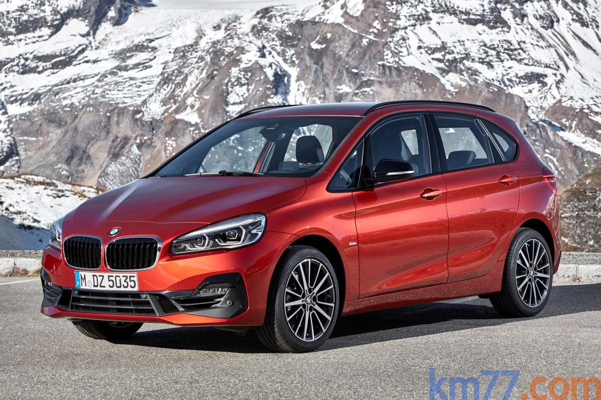 BMW Serie 2 Active Tourer (2018)