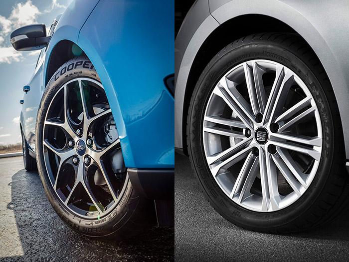 Prueba de consumo comparativa (238): Ford Focus 1.5-TDCi 120 CV ST-Line / Seat León 1.6-TDI 115 CV DSG-7 Style