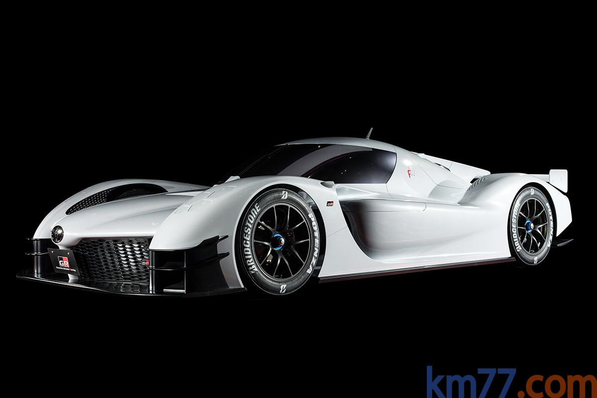 Toyota GR Super Sport Concept (prototipo)