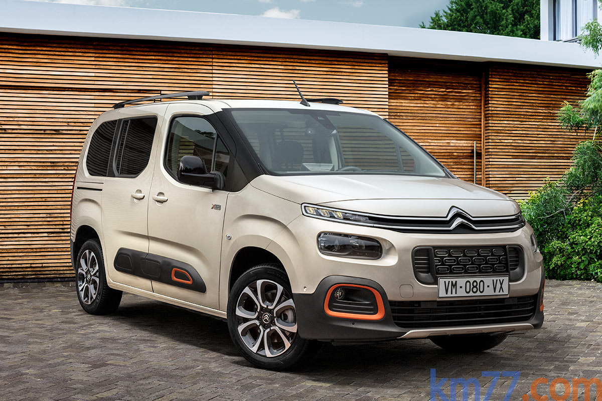 Citroën Berlingo Multispace (2019)