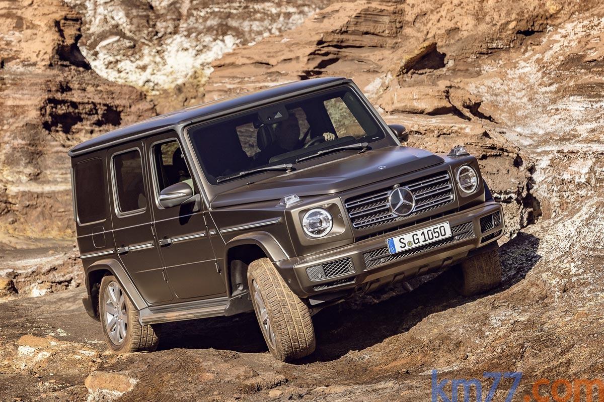 Mercedes-Benz Clase G (2018)
