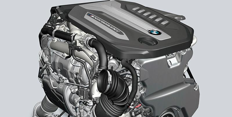 BMW 750d xDrive 2016