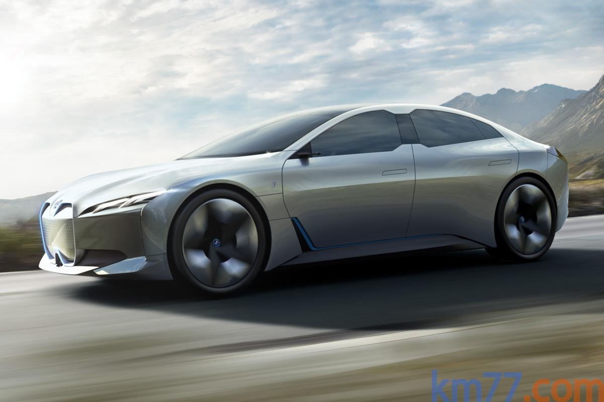 BMW i Vision Dynamics (prototipo)