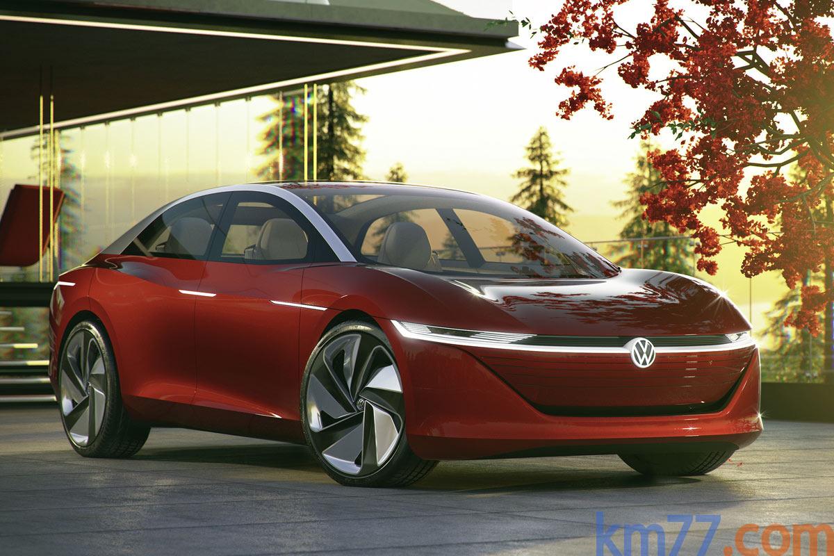 Volkswagen I.D. VIZZION (prototipo)
