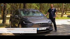 Tesla Model X 2016 - Prueba (test)