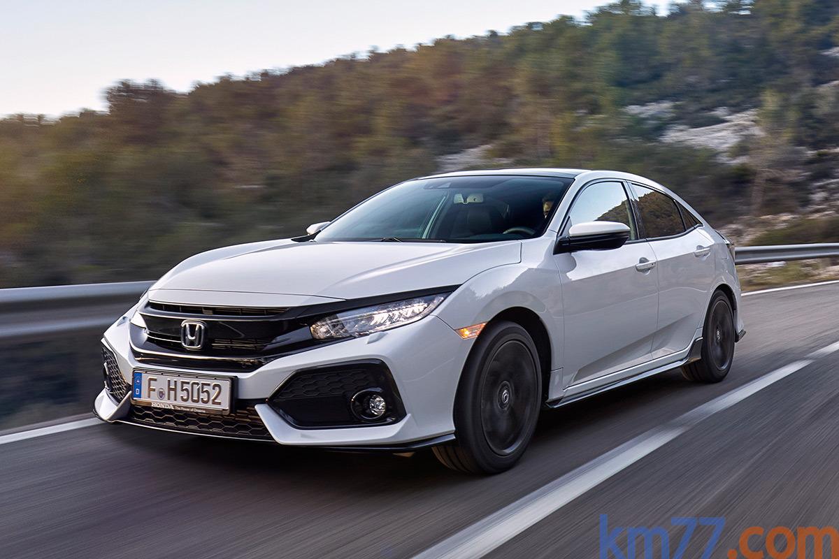 Honda Civic 5p 1.6 i-DTEC (2017)