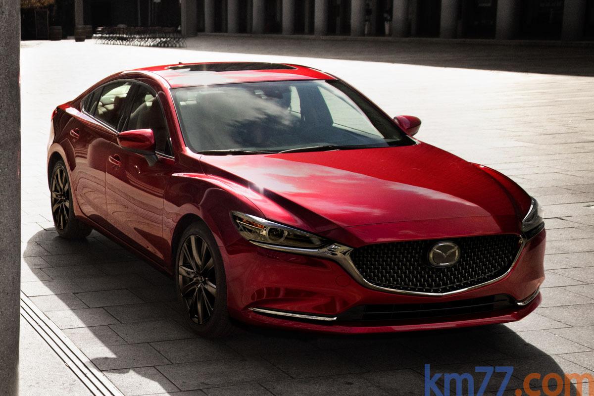 Mazda6(2018)
