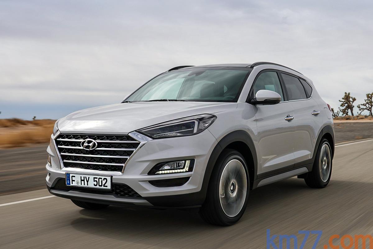 Hyundai Tucson (2019)