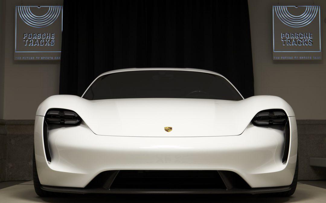 Oportunidad única para ver el Porsche Mission E en Madrid