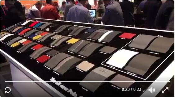 Combinaciones de colores del Volkswagen Polo