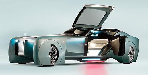 Rolls-Royce VISION NEXT 100 prototipo