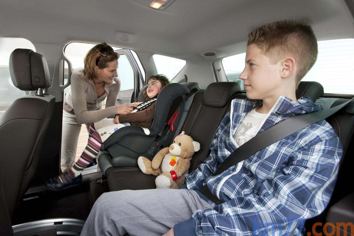 Sillitas infantiles para automóvil