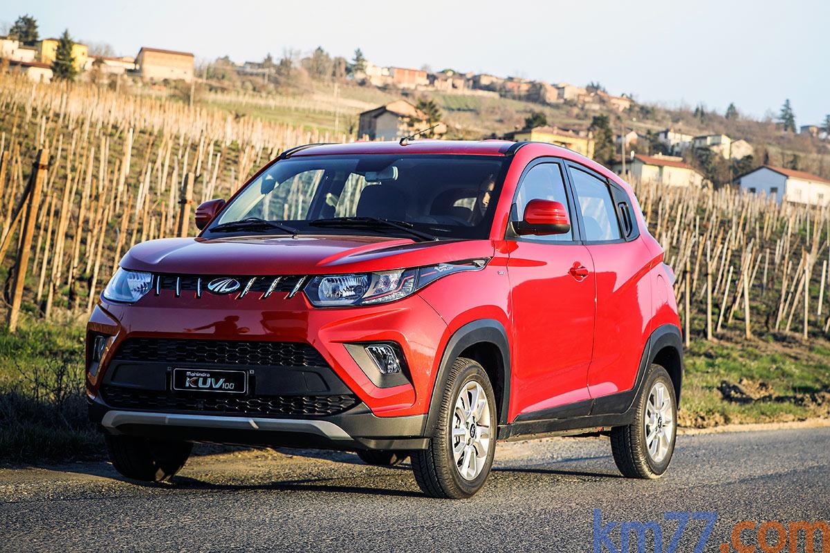 Mahindra KUV100 (2018)