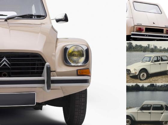 Hace 50 años, en 1967, comenzó la producción del #Citroën Dyane, el sucesor del 2CV.