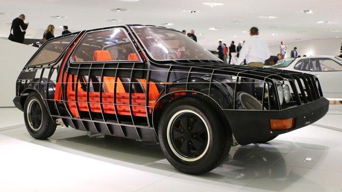 Prototipos de Porsche recuperados del olvido.