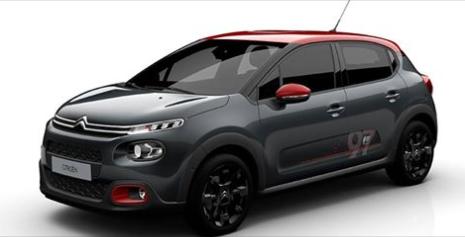 Citroën pone a la venta una edición limitada a 97 unidades de su modelo C3.