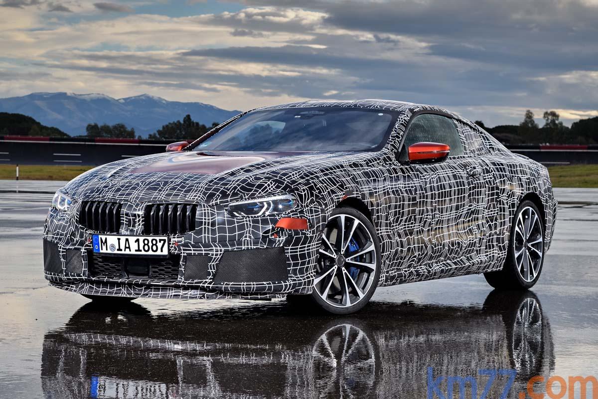 BMW Serie 8 (2018)