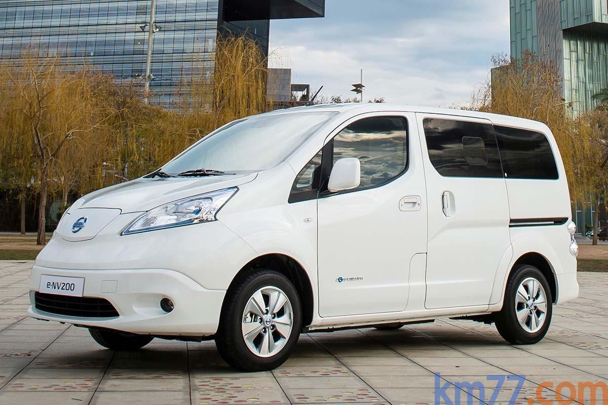 Nissan Evalia (2011)