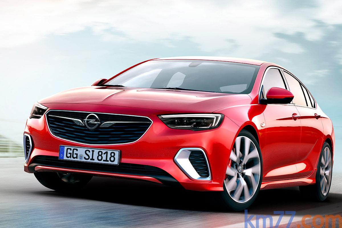 Opel Insignia Grand Sport GSi 2018