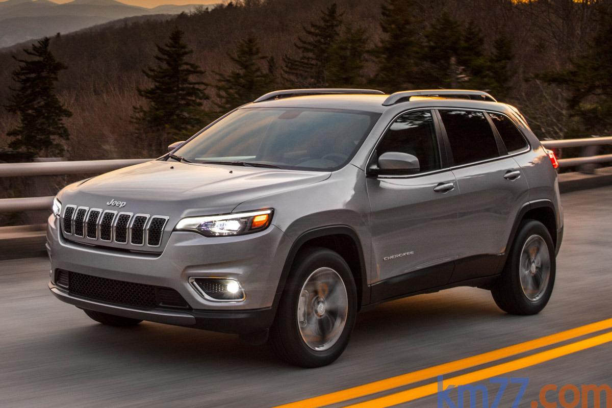 Jeep Cherokee(2019)