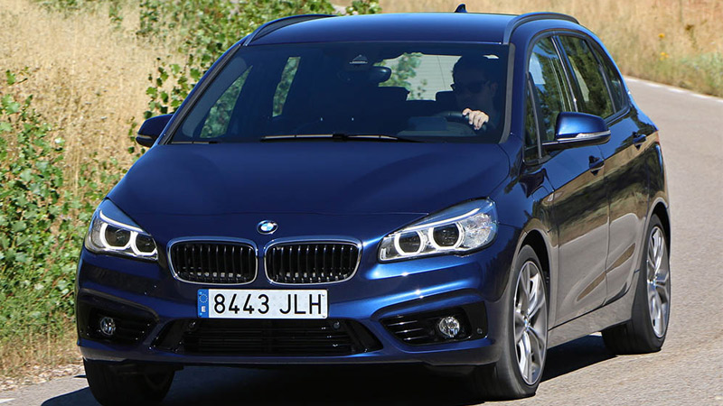 BMW 225xe iPerformance Active Tourer 2016