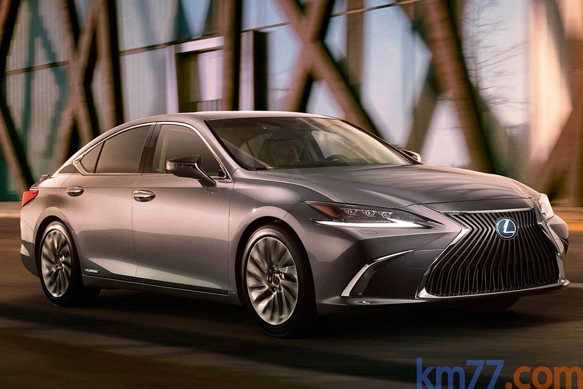 Lexus ES(2019)