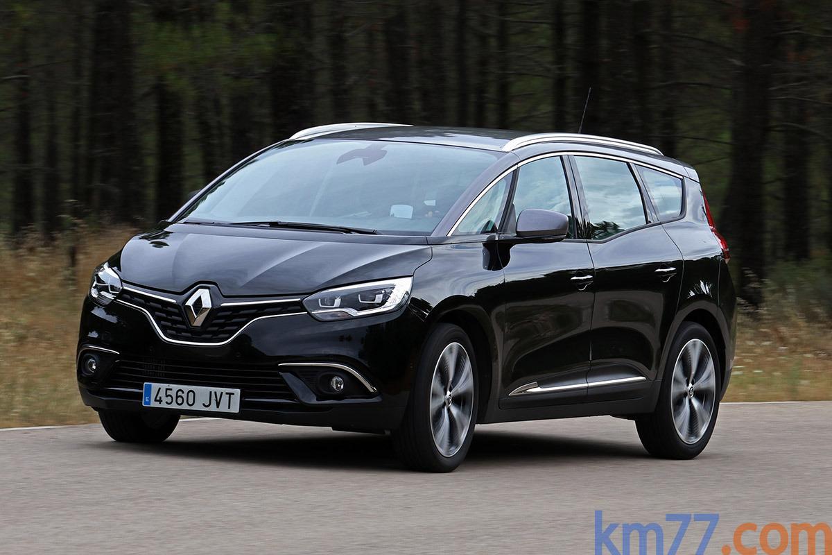 Renault Grand Scénic 2017