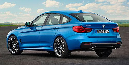 BMW Serie 3 Gran Turismo 2016
