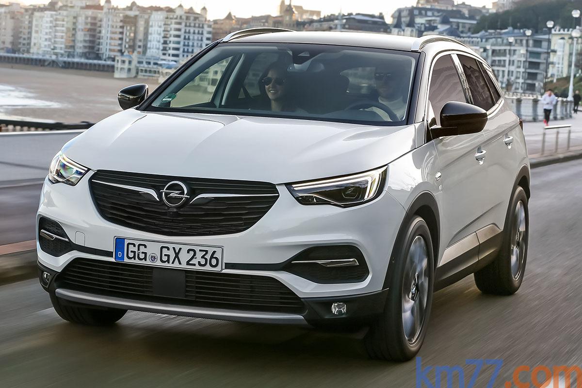 Opel Grandland X 2.0 CDTi 177 CV (2018)
