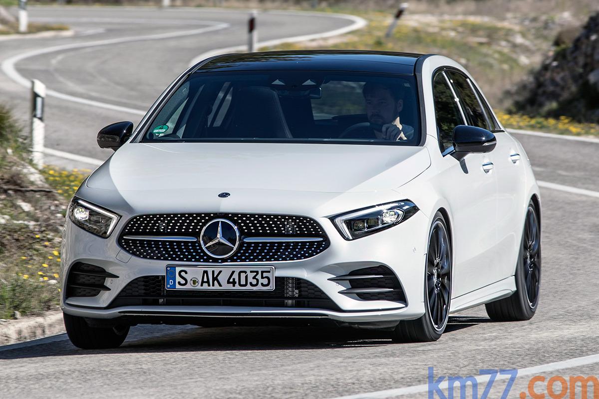 Mercedes-Benz Clase A (2018)