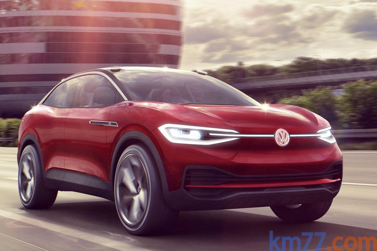 Volkswagen I.D. CROZZ (2017)