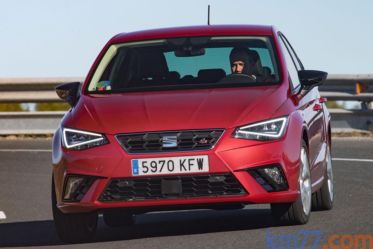 SEAT Ibiza 1.0 TGI GNC 90 CV (2017)