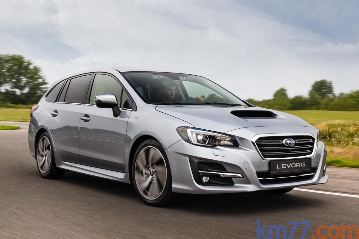 Subaru Levorg (2018)