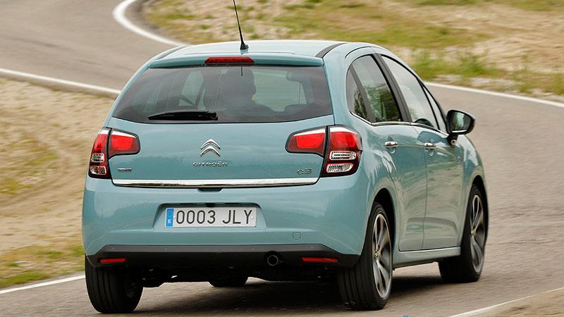 Citroën C3 BlueHDi 100 S&S 2016