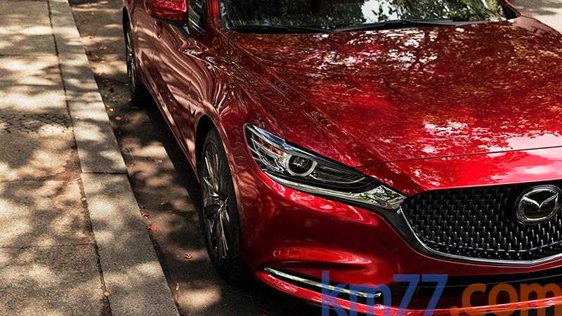 Mazda6 (2018)