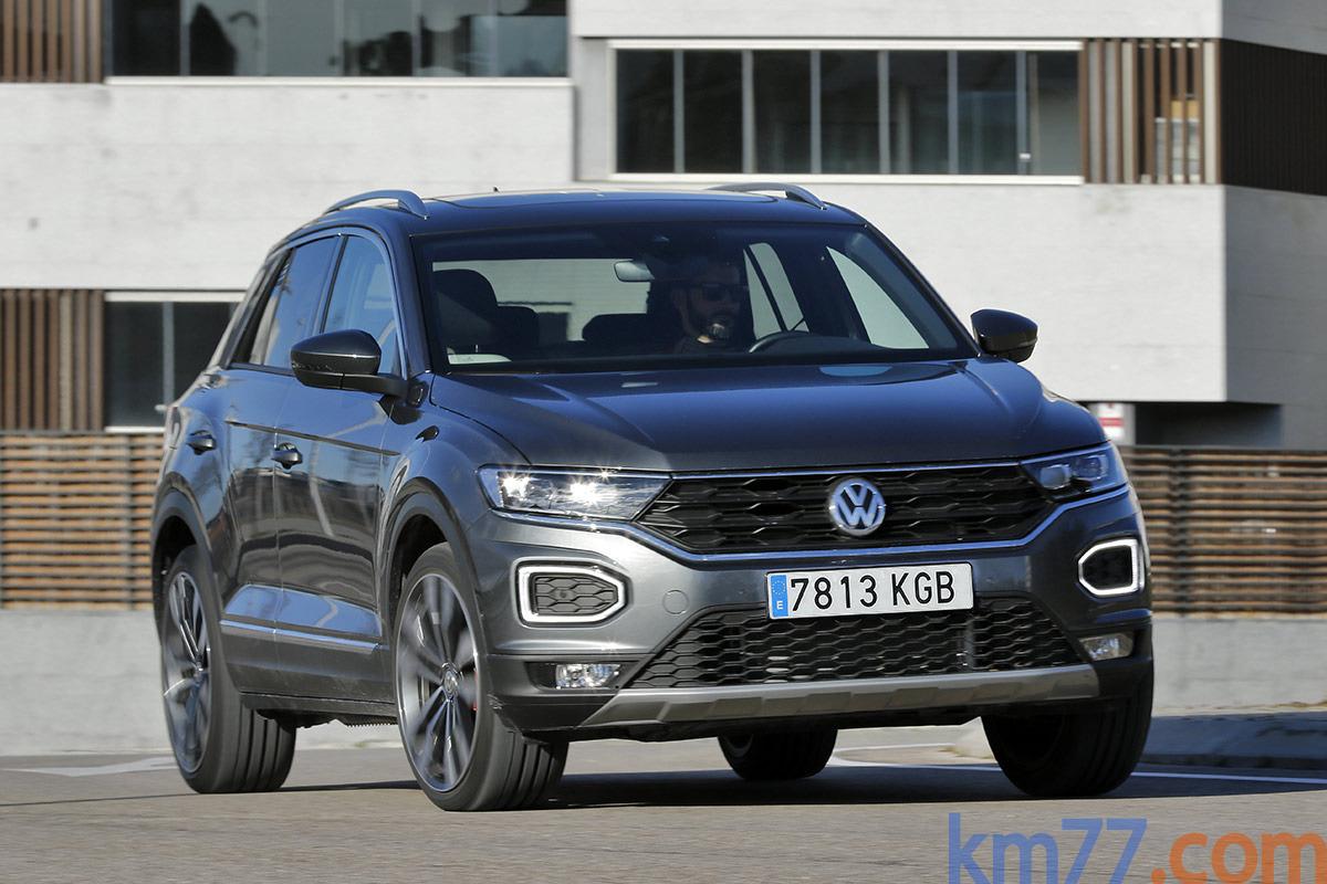 Volkswagen T-Roc 2.0 TSI 190 CV 4MOTION DSG 7vel. (2018)
