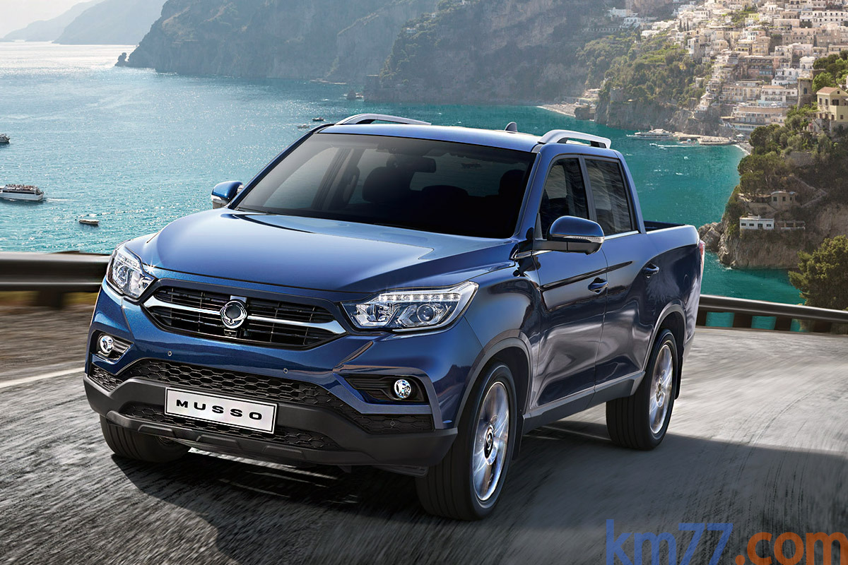 SsangYong Musso (2019)