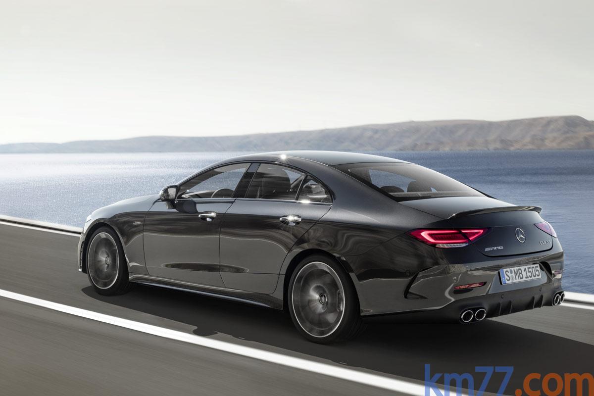 Mercedes-AMG CLS 53 4MATIC+ (2018)