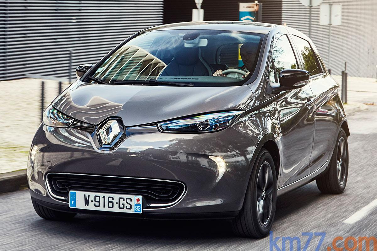 Renault ZOE 40 2013