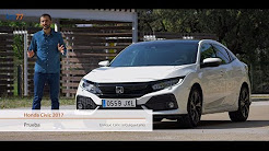 Honda Civic 5p 2017 - Prueba (test)