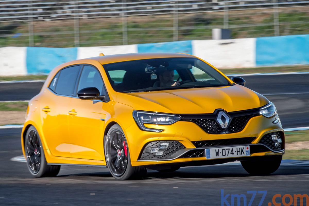 Renault Megane R.S.(2018)