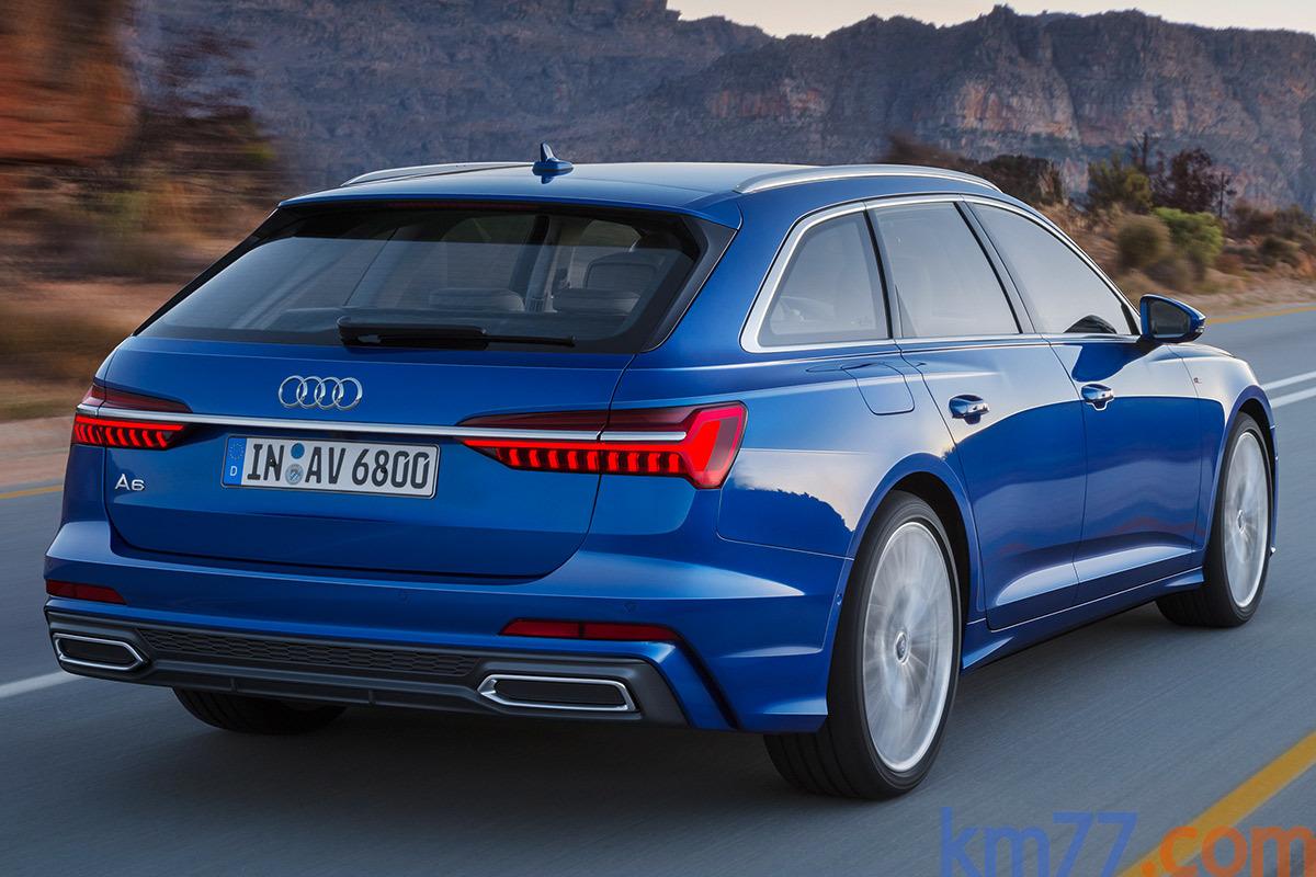 Audi A6 Avant(2018)