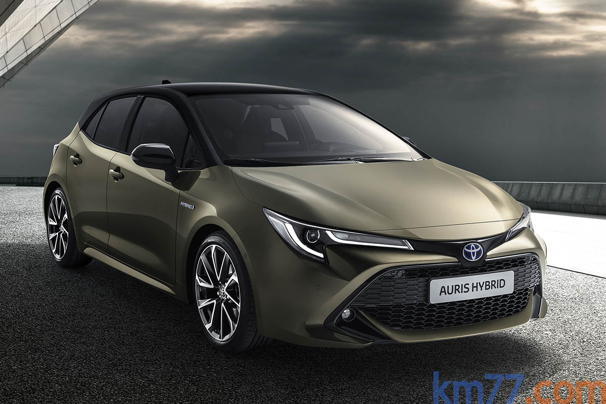 Toyota Auris(2019)
