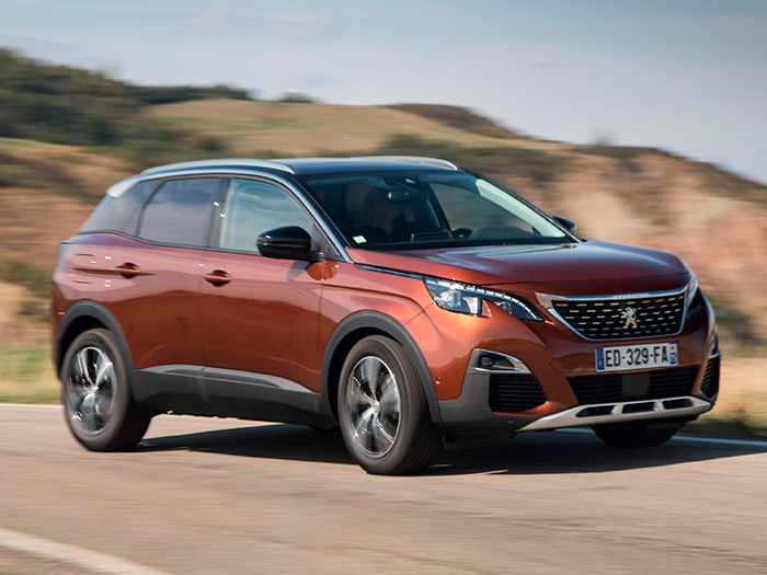 Prueba de consumo: Peugeot 3008 Allure 1.6 BlueHDi 120 CV