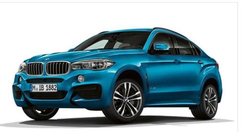 BMW X6 M Sport Edition. Precios